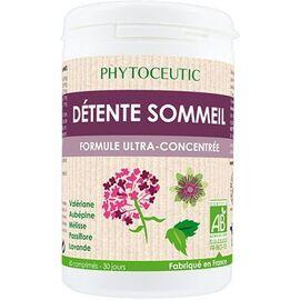 Détente sommeil 60 comprimés - 60.0 unites - phytoceutic Nuits tranquilles et journées sereines.-8180