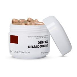 Détox desmodium 30 gélules - phytalessence -149763