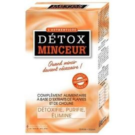 Détox minceur - l'authentique -204781