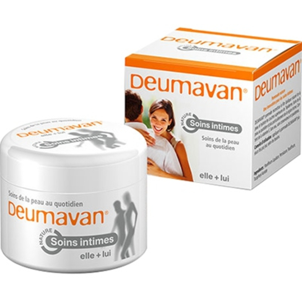 DEUMAVAN Pommade Nature soin usage intime - 50ml - Deumavan -210874