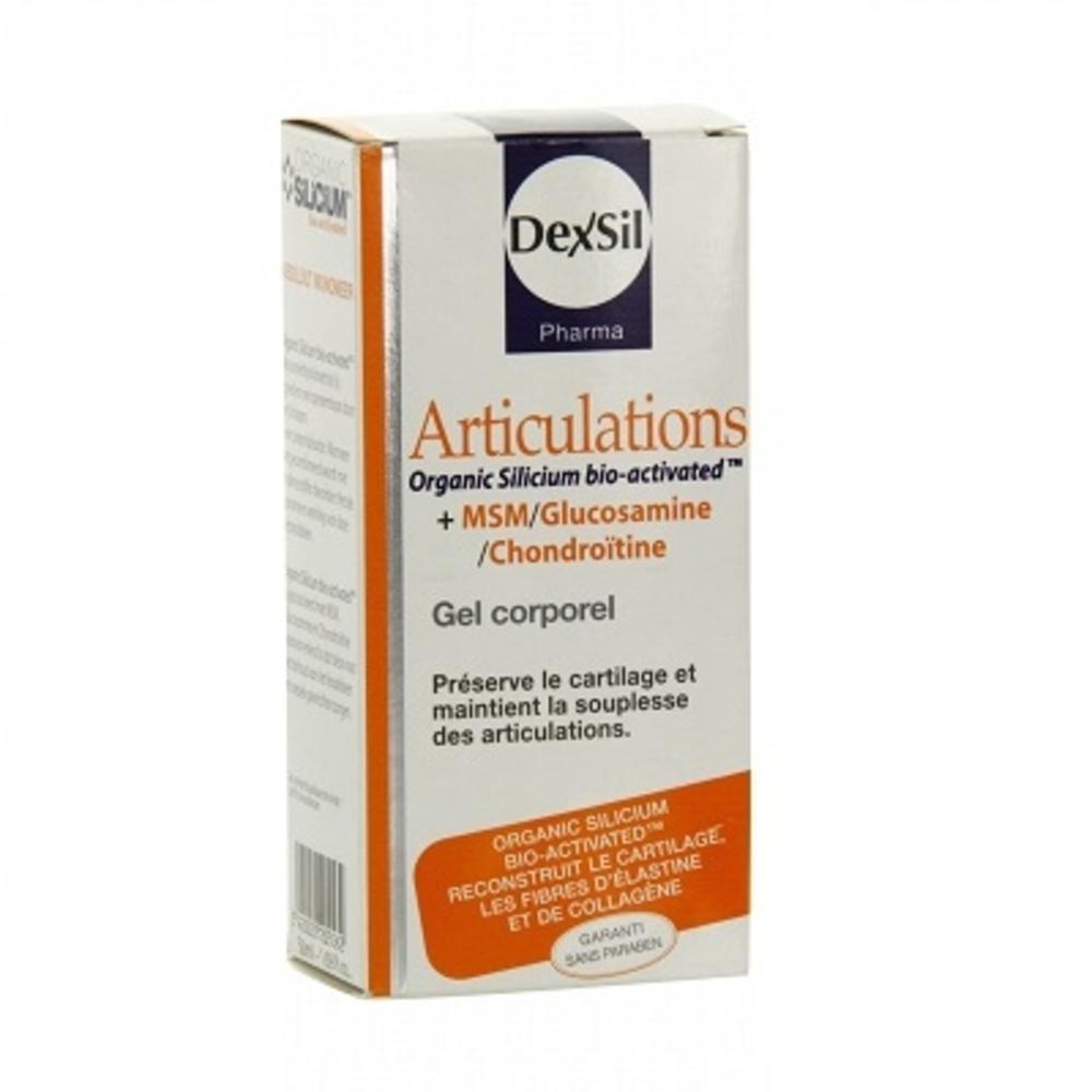 DEXSIL Forte Articulations & Muscles Gel 100ml - Dexsil -201443