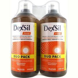 Dexsil forte duo pack 2x1l + echantillon offert - dexsil -226241