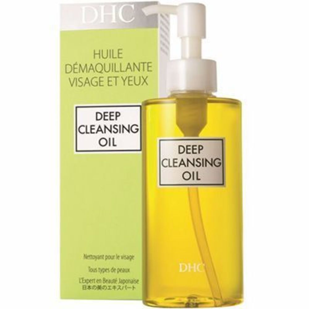 Dhc deep cleansing oil 200ml - dhc -215223
