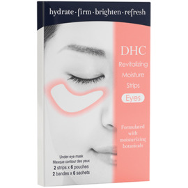 Dhc patchs revitalisants yeux 2 x 6 sachets - dhc -215228