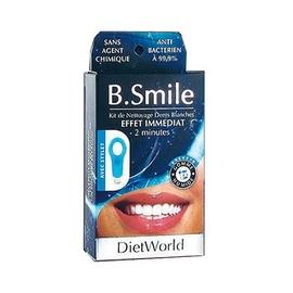 Dietworld b.smile kit de nettoyage dents blanches - dietworld -202887