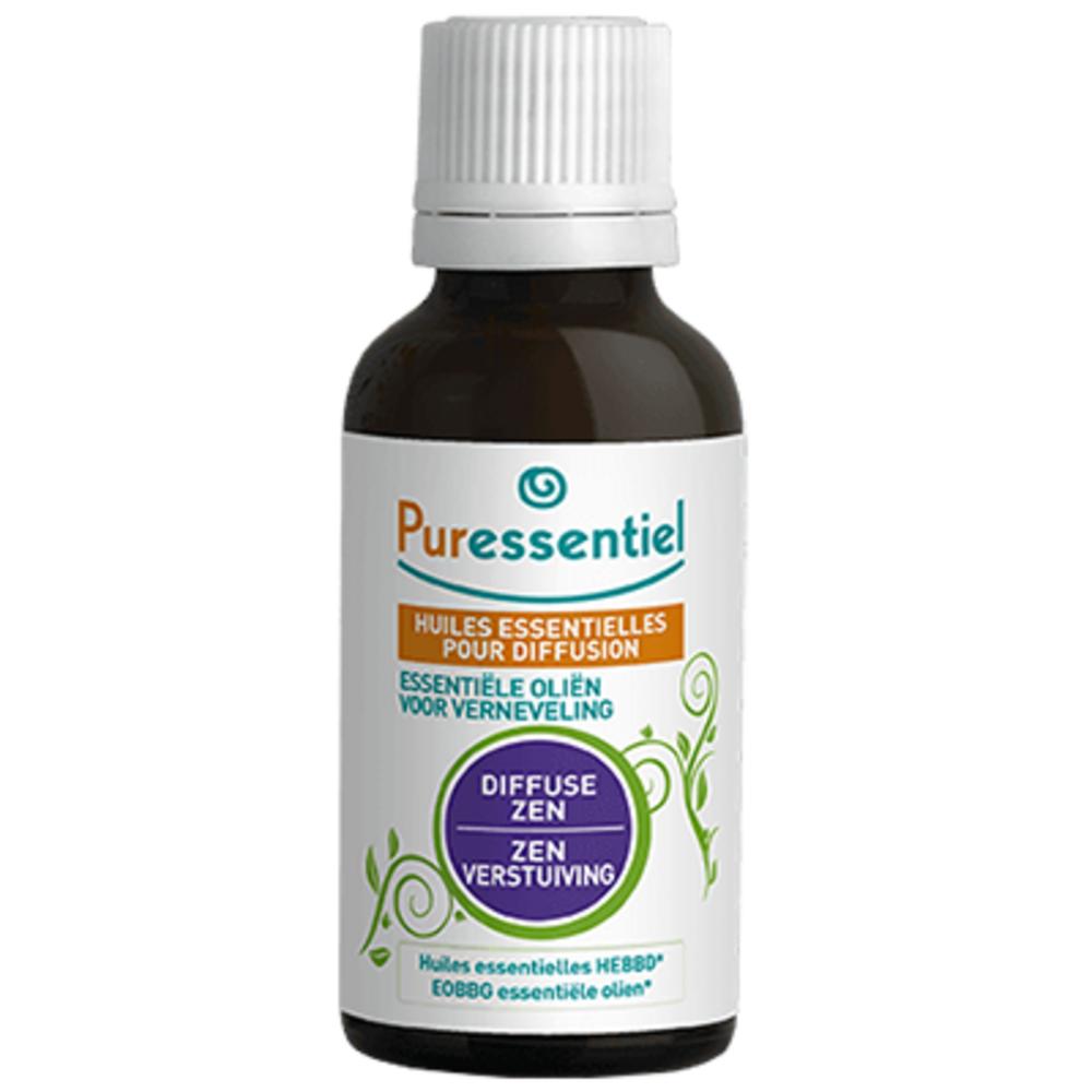 Diffuseur zen - 30.0 ml - diffuseur - puressentiel -117761
