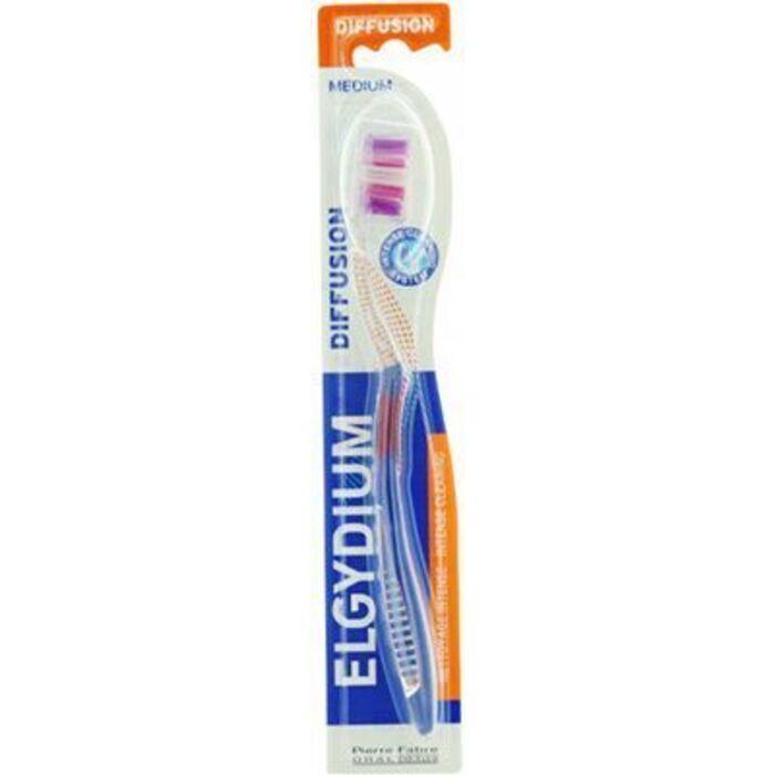 Diffusion brosse à dents souple Elgydium-145505