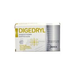 Digedryl - 2 x 15 comprimés effervescents - merck -193083