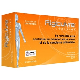 Dissolvurol algicuivre - 60 comprimés - dissolvurol -203781