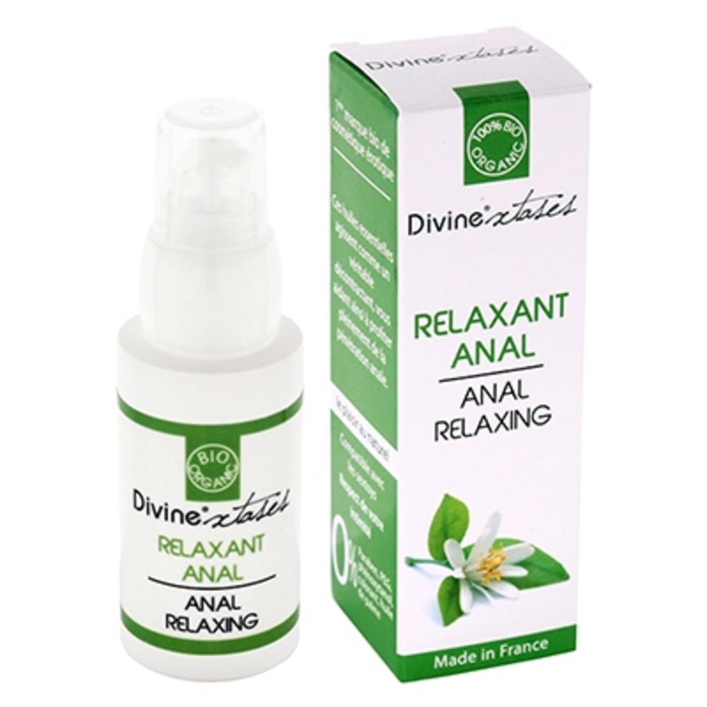 Divinextases relaxant anal bio - divinextases -203852