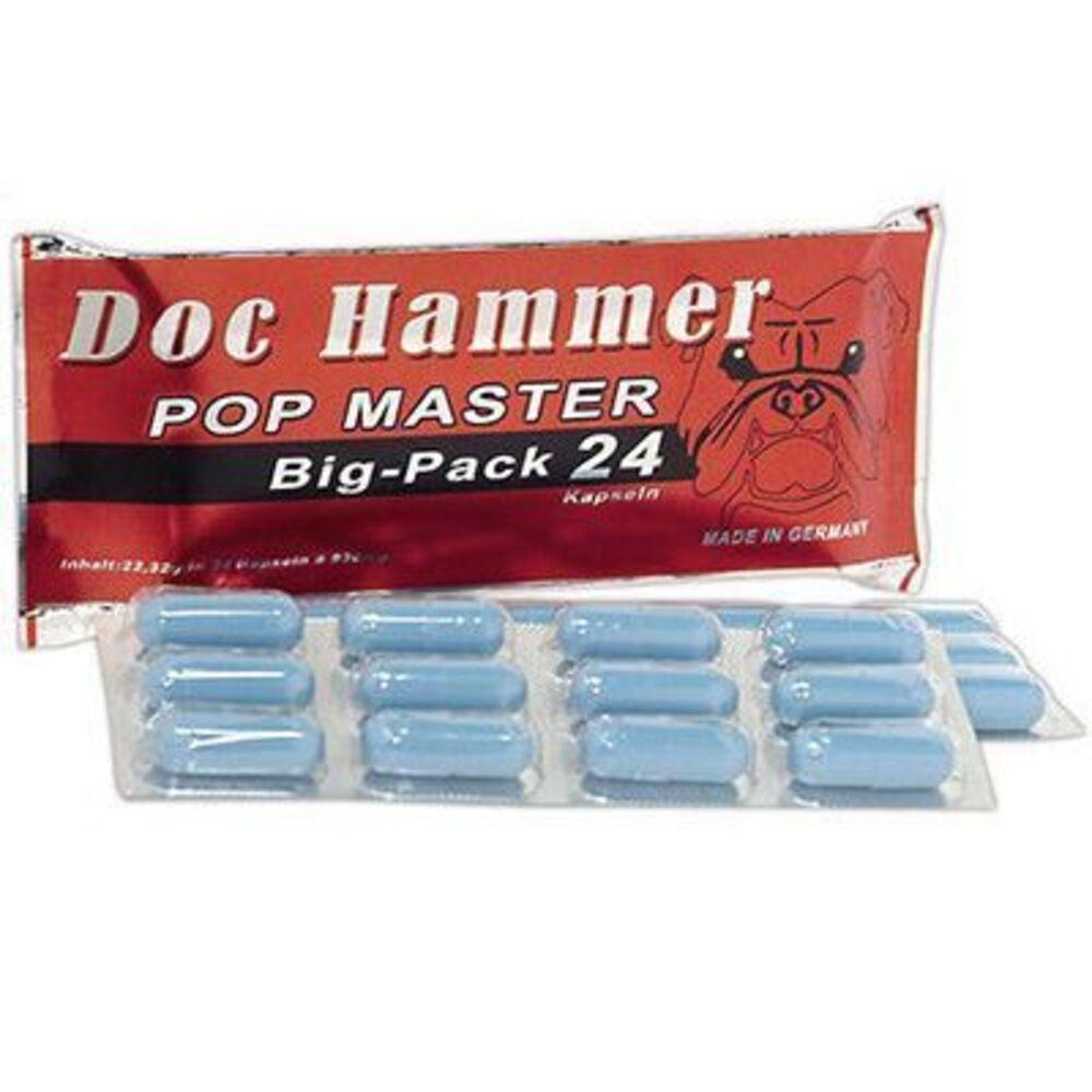 Doc hammer pop-master paquet de 24 - doc-hammer -222907