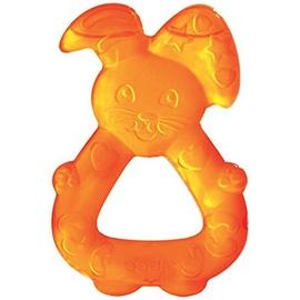 Dodie anneau de dentition réfrigéré lapin orange - dodie -143724