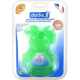 Dodie anneau de dentition réfrigéré vert 6mois+ - dodie -185399