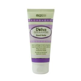 Doliva baume mains olive et amande - 100ml - doliva -206103