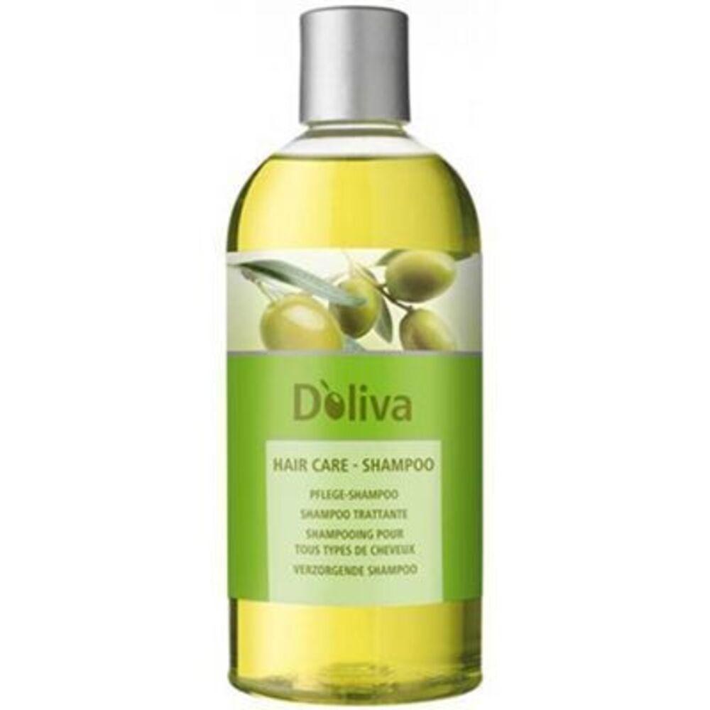 Doliva shampooing traitant tous types de cheveux 500ml - doliva -219081