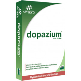 Dopazium - 60 gelules - dergam -200025