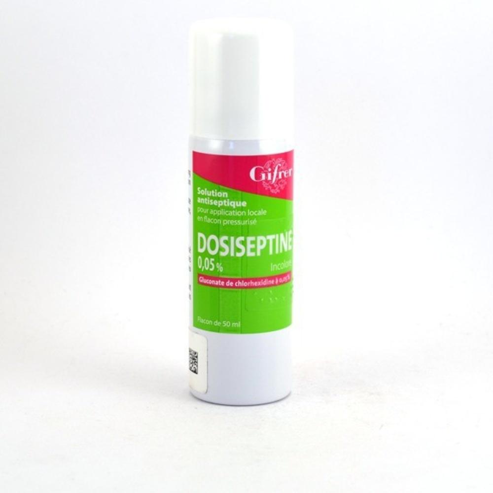 Dosiseptine 0,05% Gifrer-192884