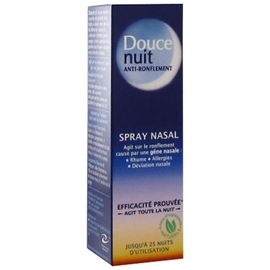 Doucenuit spray nasal - 10 ml - 10.0 ml - anti-ronflement - douce nuit Anti-Ronflement-7208