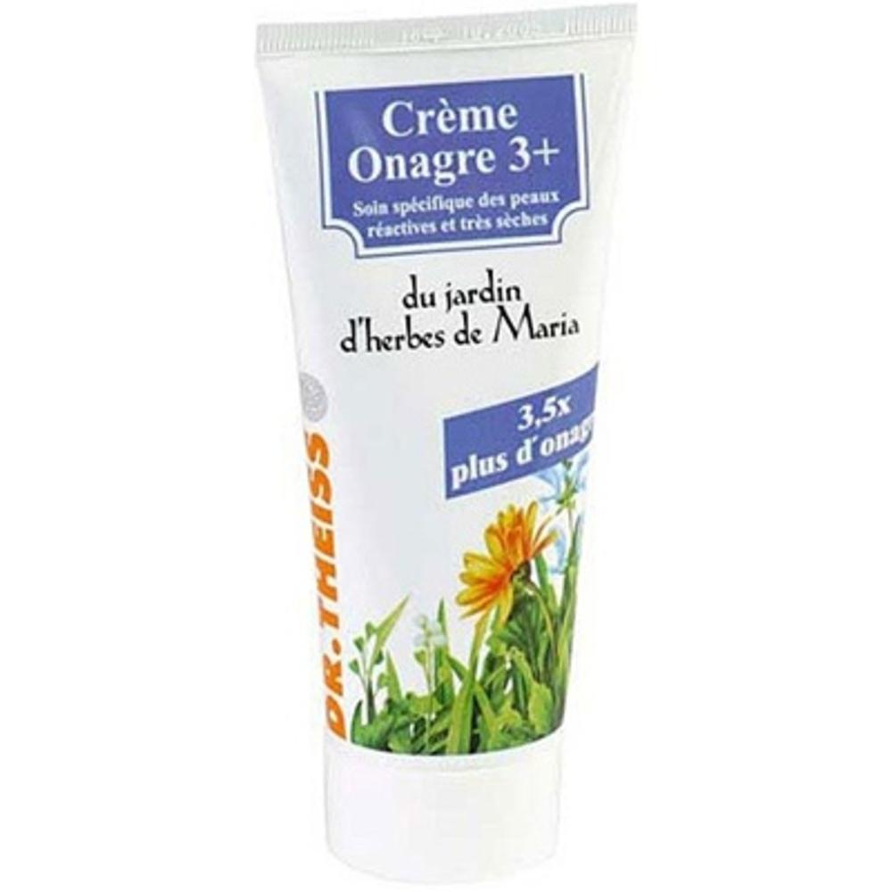 Dr theiss crème à l'onagre - 100ml - 100.0 ml - la cosmétique calendula bio - dr theiss Peaux réactives et très sèches-10427