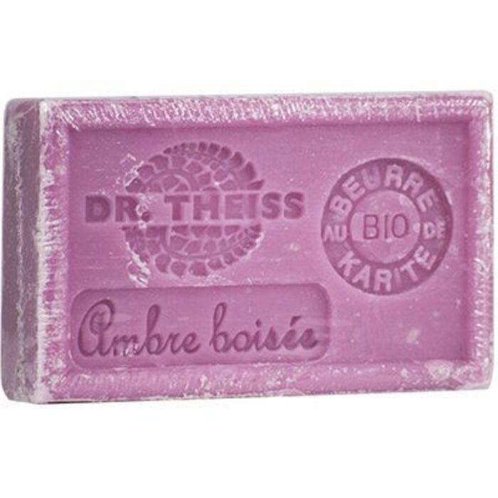 Dr theiss savon de marseille ambre boisée 125g Dr theiss-215925