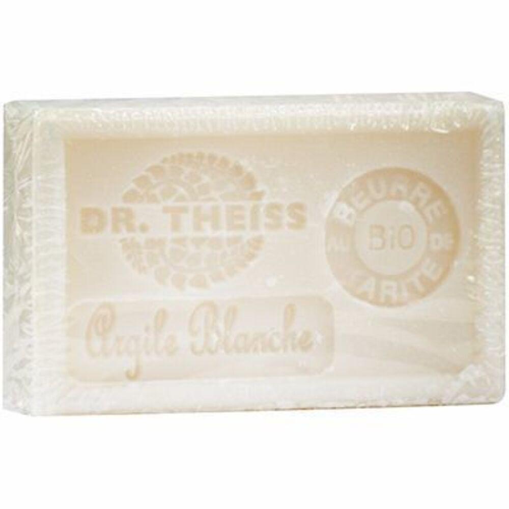 Dr theiss savon de marseille argile blanche 125g Dr theiss-215927