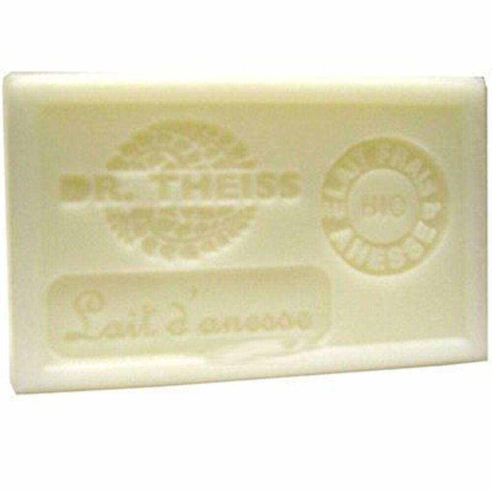 Dr theiss savon de marseille bio lait d?ânesse 125g Dr theiss-215950