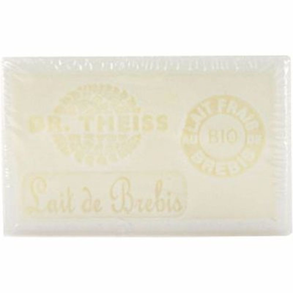 Dr theiss savon de marseille bio lait de brebis frais 125g Dr theiss-215952