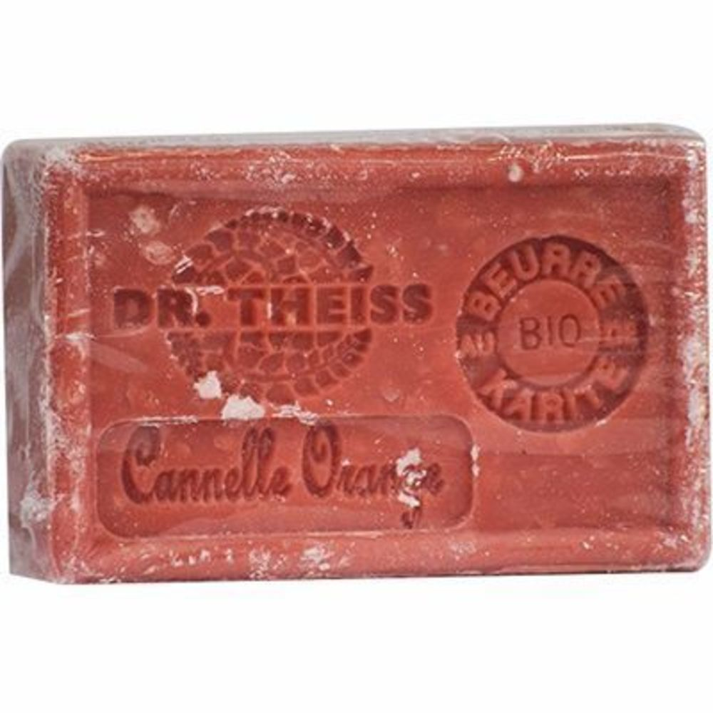 Dr theiss savon de marseille cannelle-orange 125g Dr theiss-215929