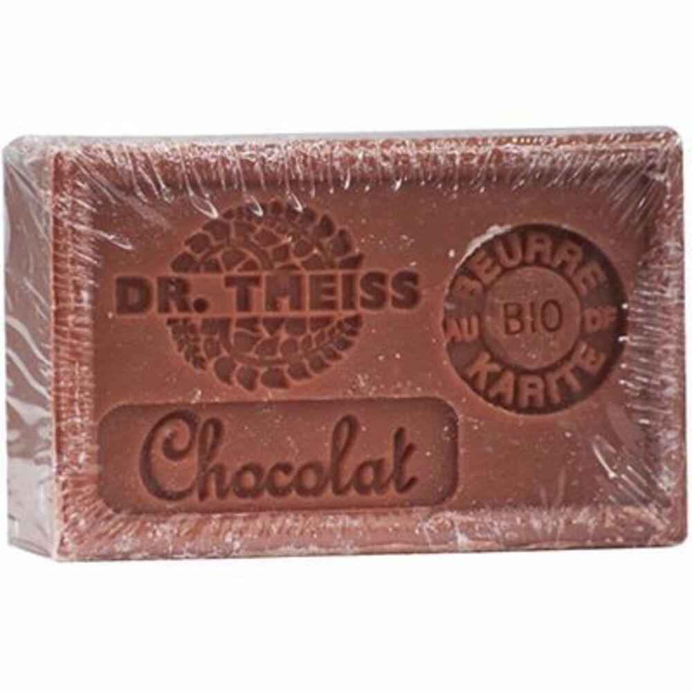 Dr theiss savon de marseille chocolat 125g - dr theiss -215932