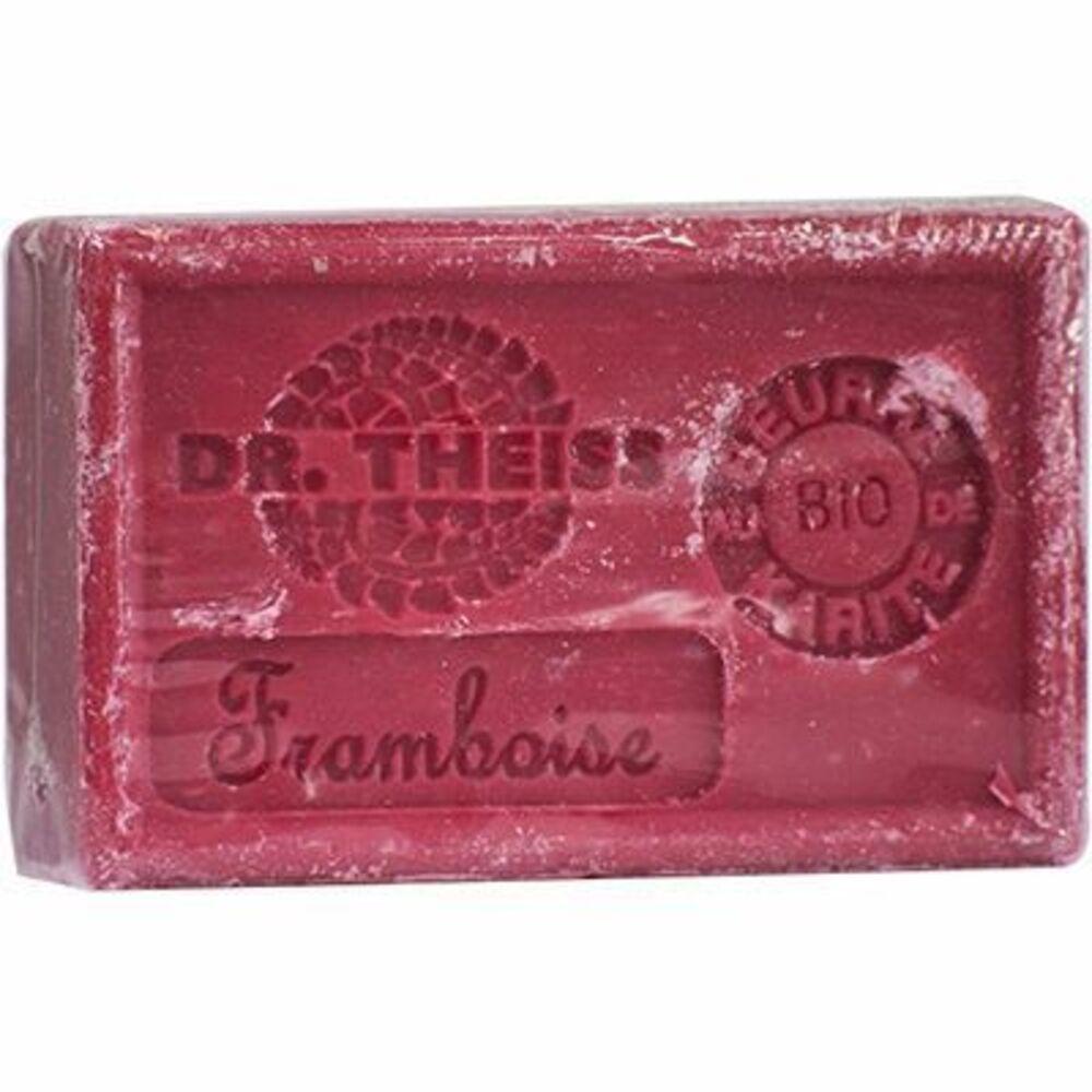 Dr theiss savon de marseille framboise 125g - dr theiss -215942