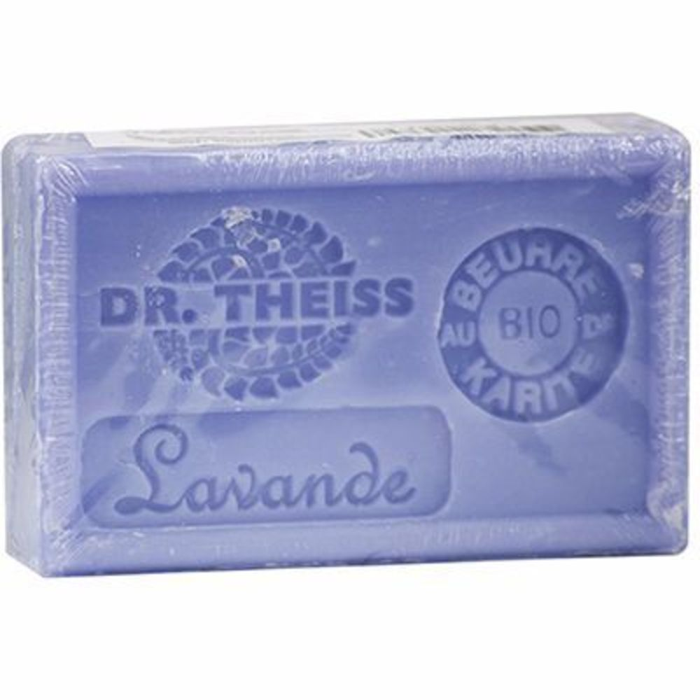 Dr theiss savon de marseille lavande 125g Dr theiss-215953