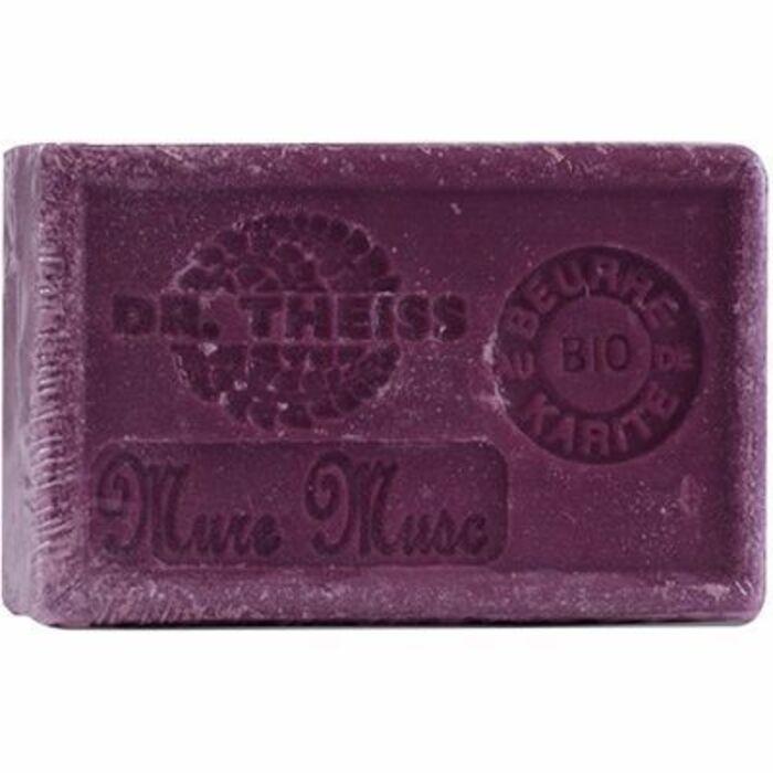 Dr theiss savon de marseille mûre musc 125g Dr theiss-215962