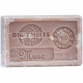 Dr theiss savon de marseille musc 125g - dr theiss -215963