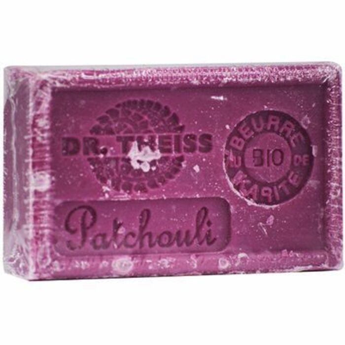 Dr theiss savon de marseille patchouli 125g Dr theiss-215971