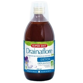 Drainaflore boisson - 480 ml - divers - super diet -189965