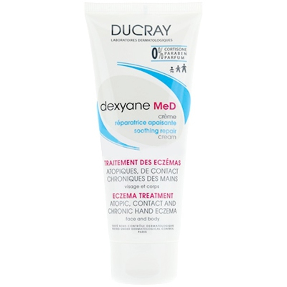 Ducray dexyane med crème mains réparatrice apaisante - 100 ml - ducray -205855