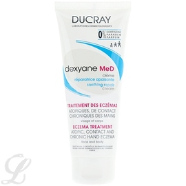 Ducray dexyane med crème mains réparatrice apaisante - 30 ml - ducray -205859