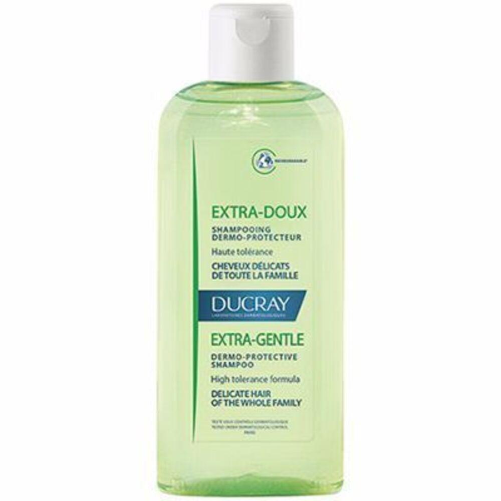 Ducray extra-doux shampooing - flacon 400ml - ducray -100316