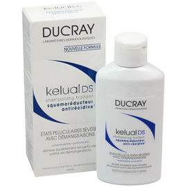 Ducray kelual ds shampooing traitant antipelliculaire antirécidive 100ml - 100.0 ml - ducray -146087