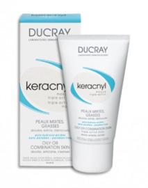 Ducray keracnyl masque triple action - 40.0 ml - ducray -174092