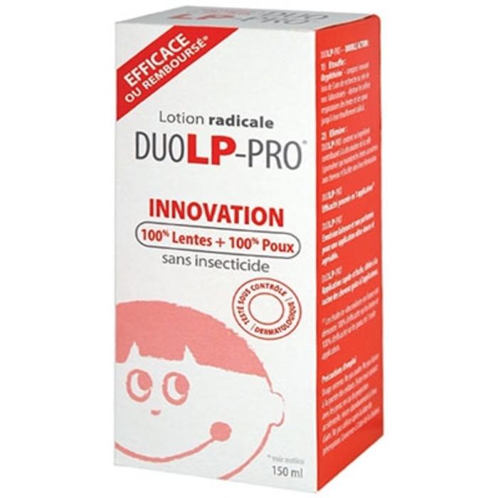 Duo lp pro anti-poux et lentes lotion - 200 ml Terra sante-206603