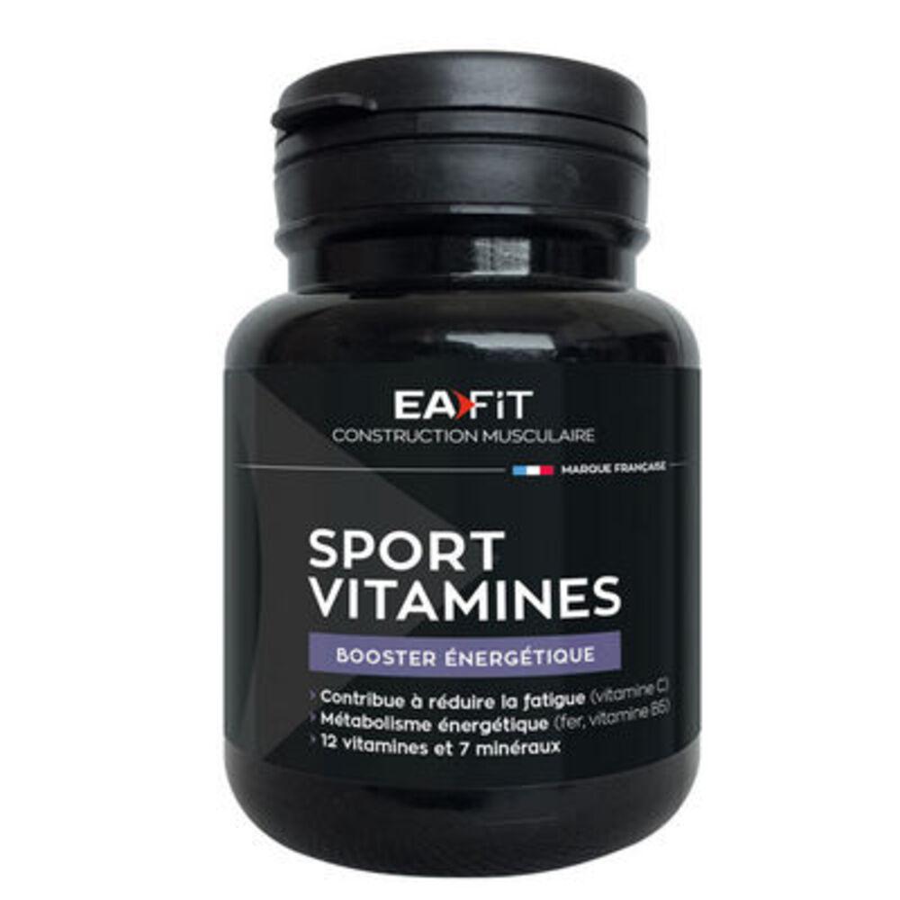 EA FIT Sports Vitamines - 60 Gélules - Ea Fit -205795