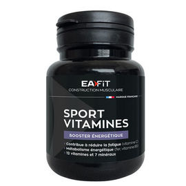 Ea fit sports vitamines - 60 gélules - ea-fit -205795