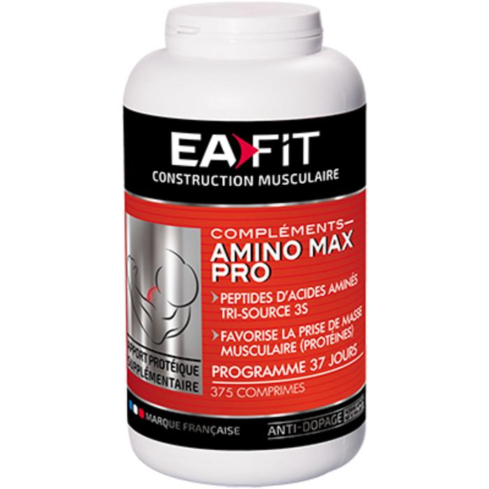 Eafit amino max pro 375 comprimés Ea fit-14292