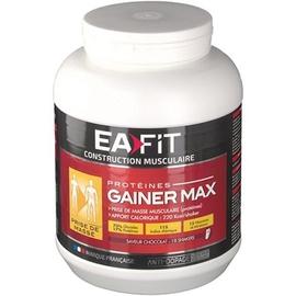 Eafit gainer max chocolat - 1100.0 g - construction musculaire - ea-fit -123494