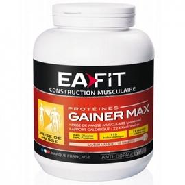 Eafit gainer max vanille - 1100.0 g - construction musculaire - ea-fit -123493