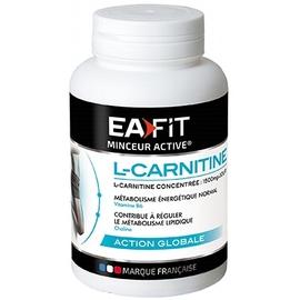 Eafit l-carnitine - 90.0 unites - ea-fit Brûle-graisses et énergie-14267