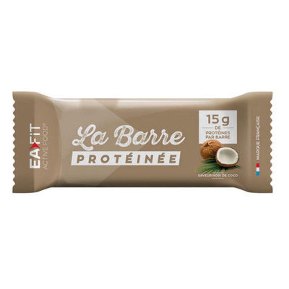 Eafit la barre protéinée noix de coco 46g Ea fit-222451