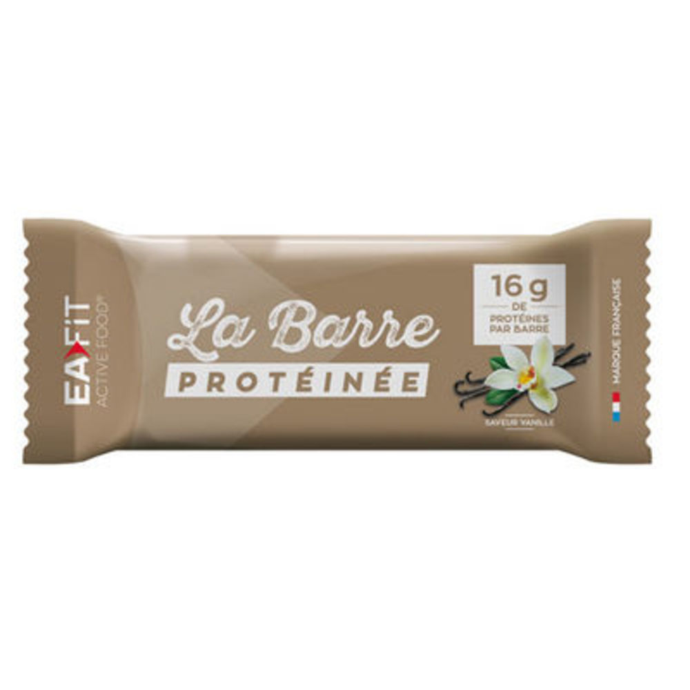 Eafit la barre protéinée vanille 46g Ea fit-222458