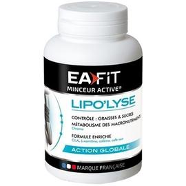 Eafit lipo'lyse 180 capsules - ea-fit -197724